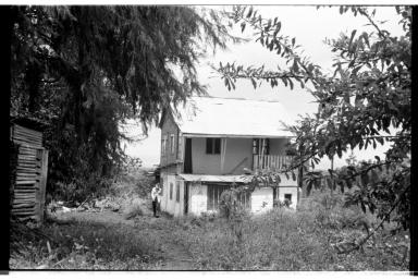 Horneman home on Santa Cruz Island, Galapagos Islands