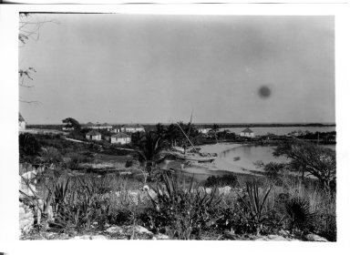 Village on Farmers Cay, Bahamas