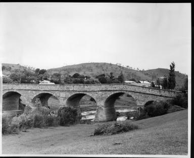 Bridge in Richmond, Tasmania, Australia