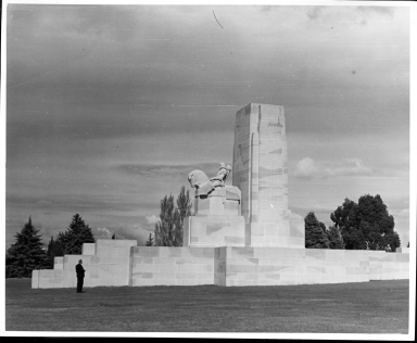 Memorial to King George V