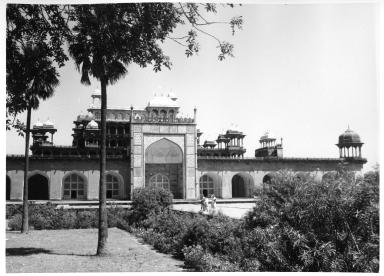 Emperor Akbar's Tomb