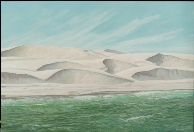 Ancient Wyoming- Ice House Dunes
