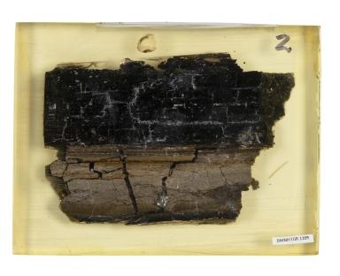 Mudstone artifact