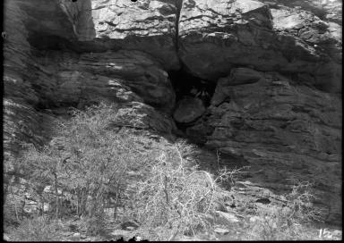 Cave at Regnier