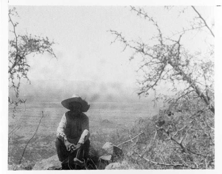 Unidentified Native American Man
