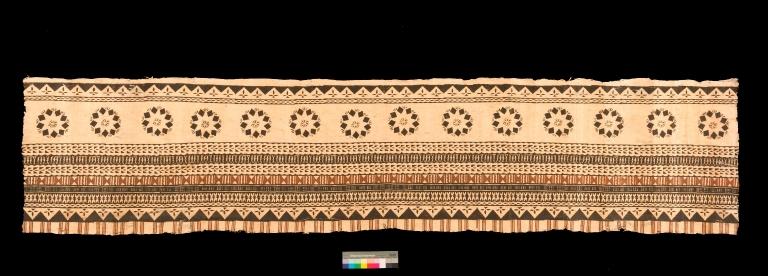 Masi (Tapa, or Bark Cloth)