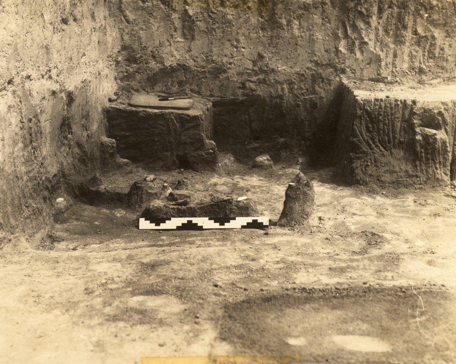 Bison pit, Lindenmeier Site