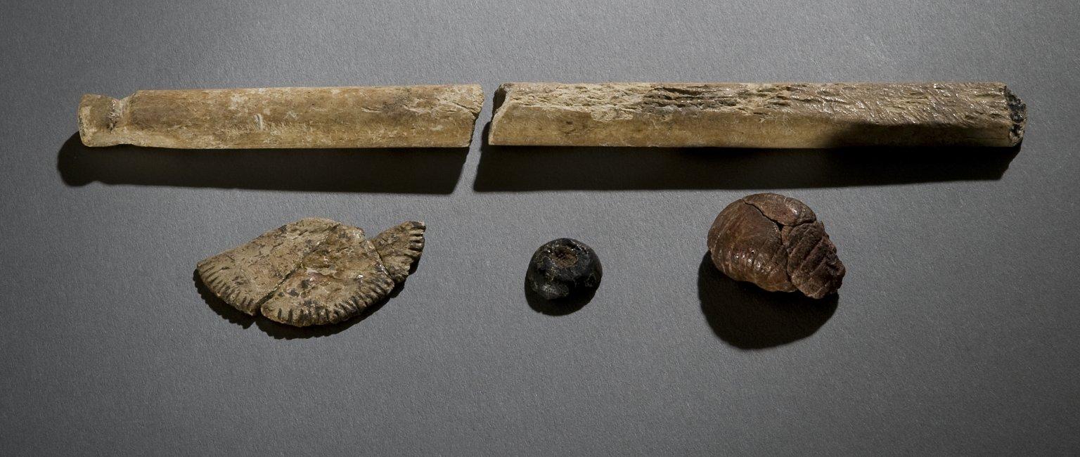 Lindenmeier artifacts