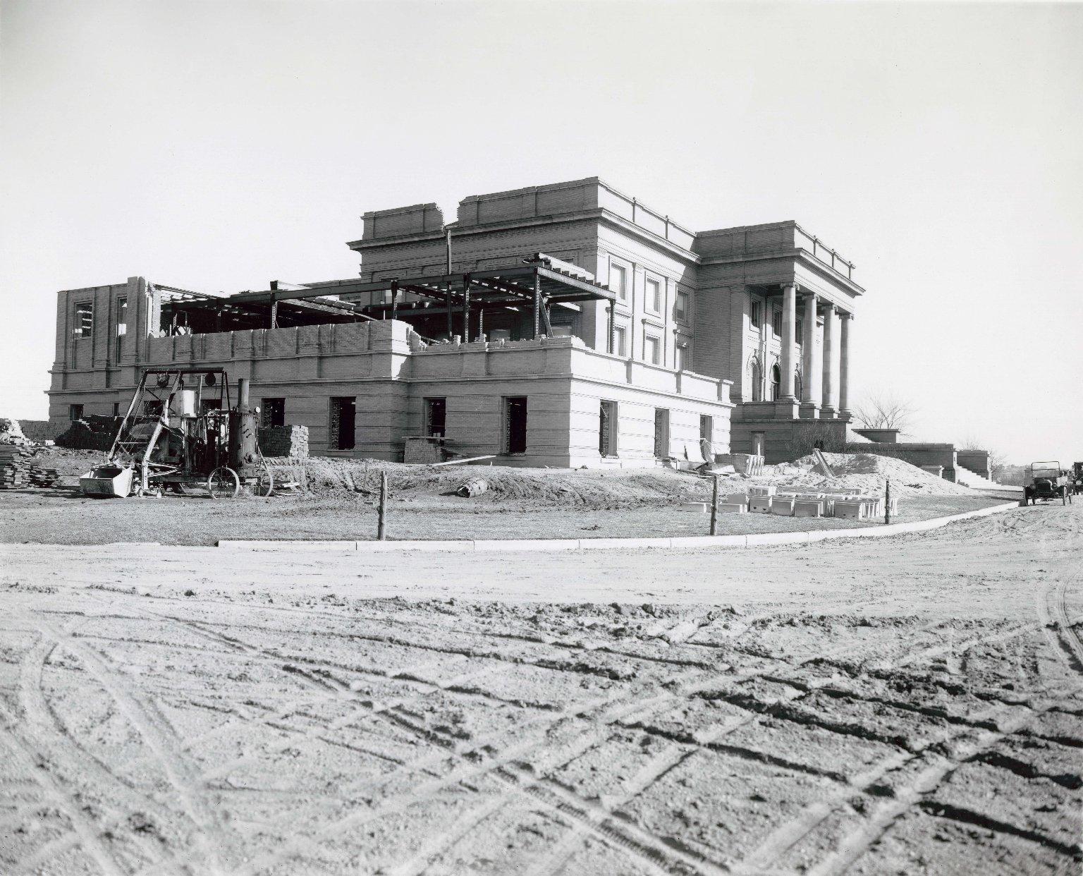 Denver Museum of Nature & Science, 1917