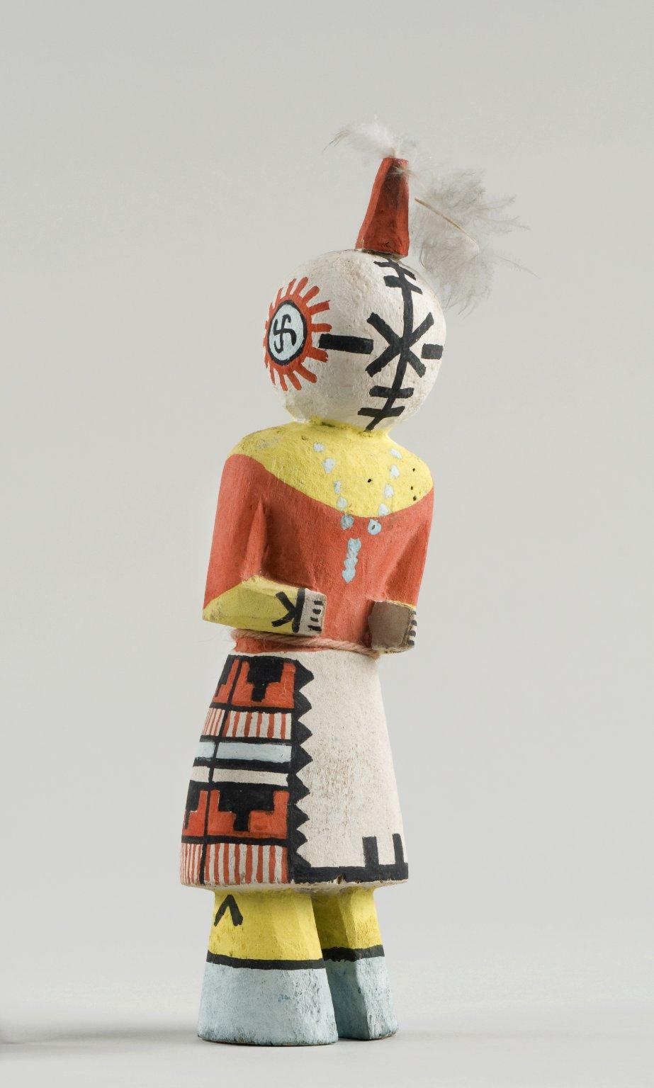 Aya Kachina Doll