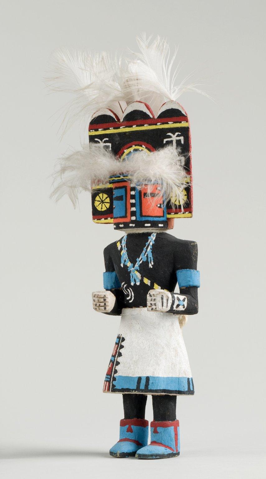 Sio Hemis Kachina Doll