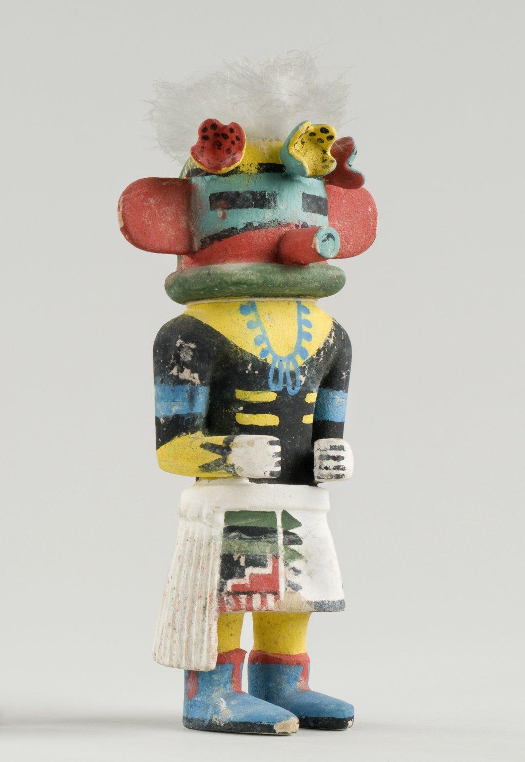Navuk-china Kachina Doll