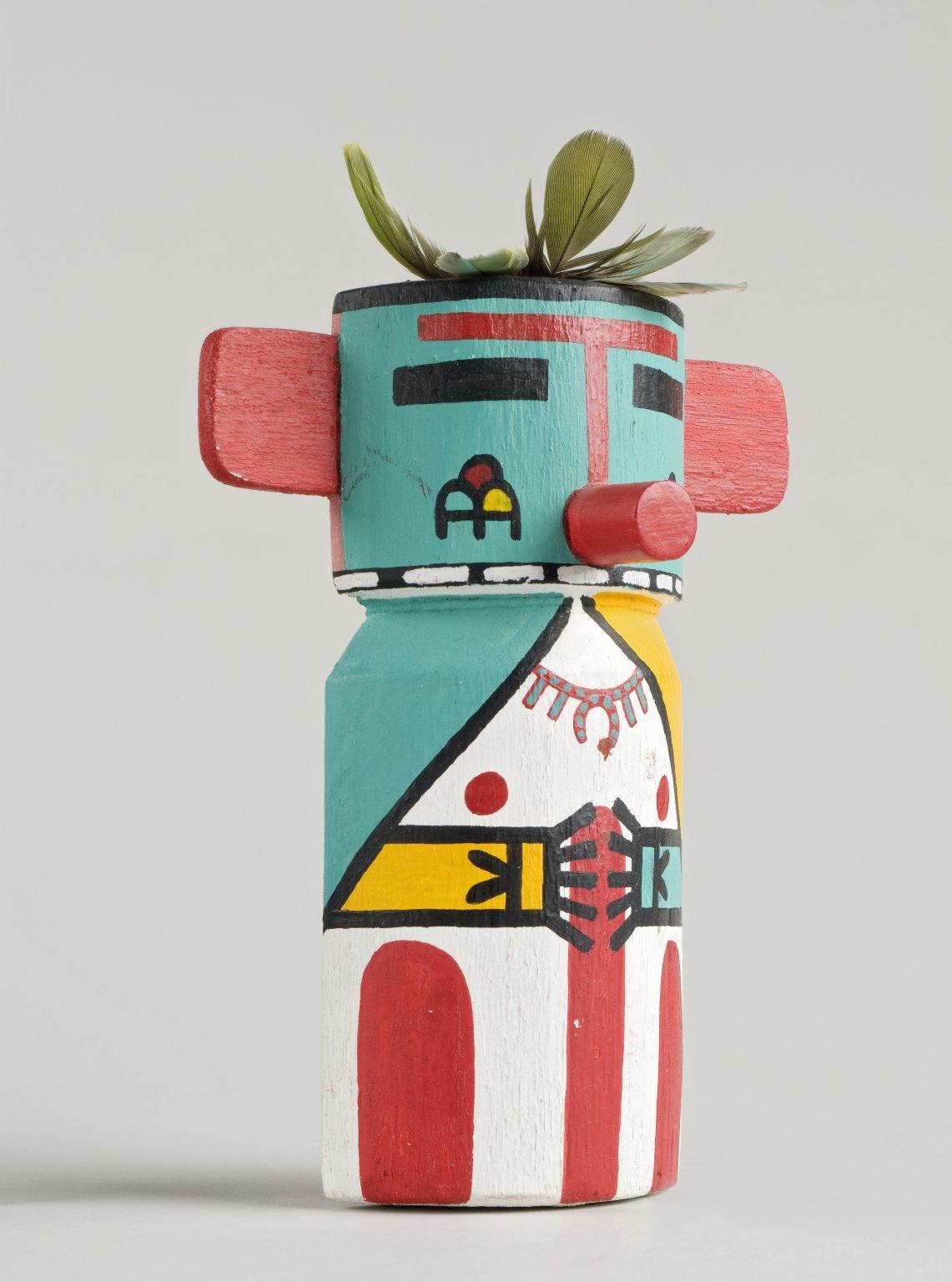 Heheya Cradle Kachina doll