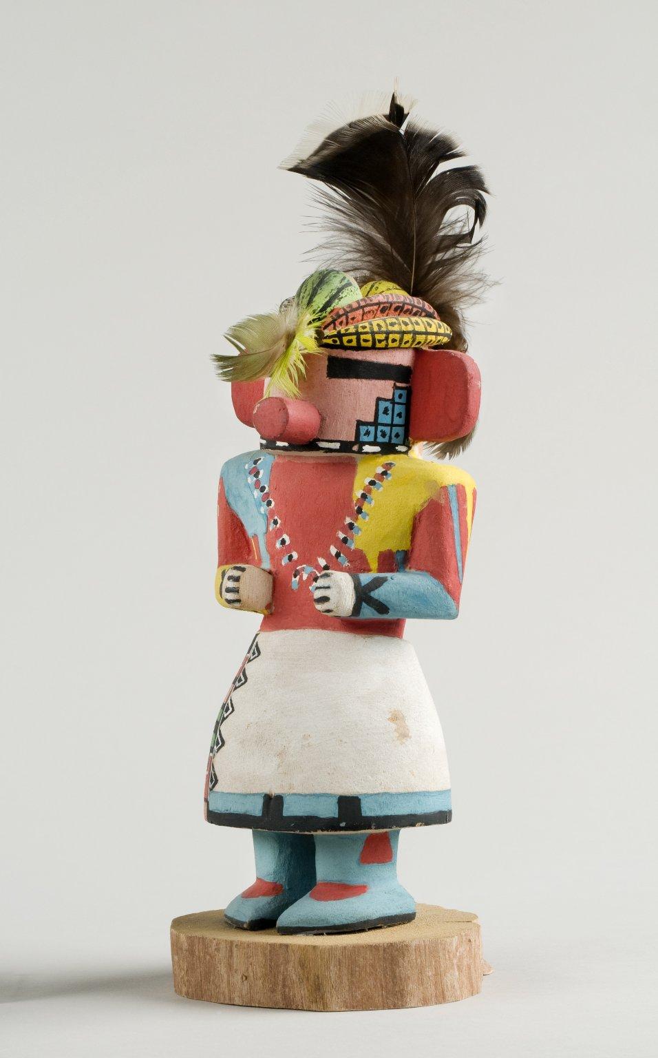 Rugan A Kachina Doll