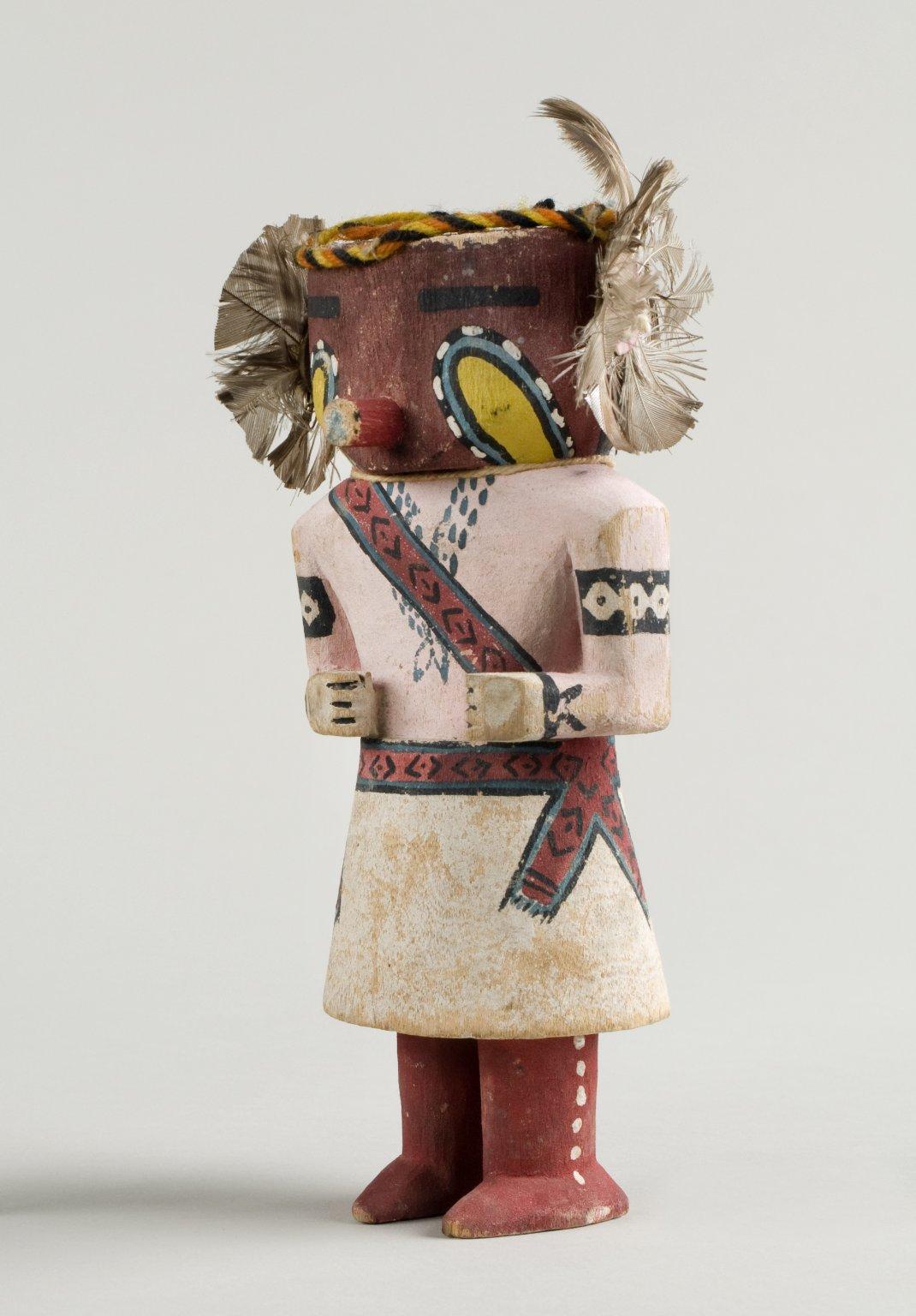 Qoia Kachina Doll