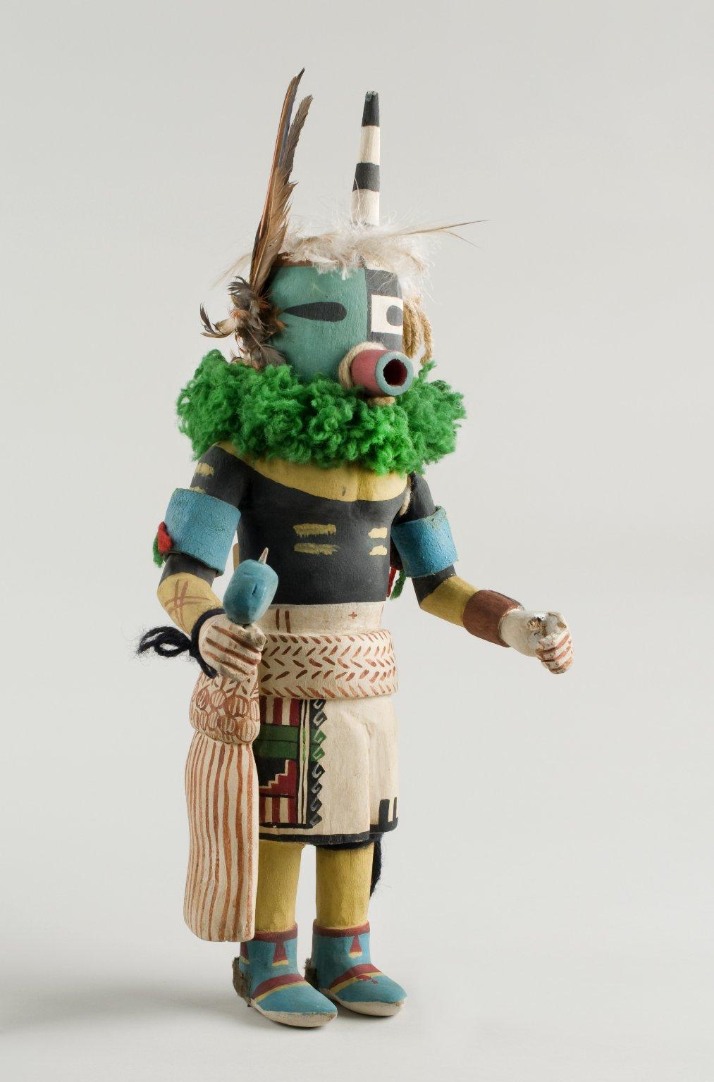 Paiyakyamu Kachina Doll