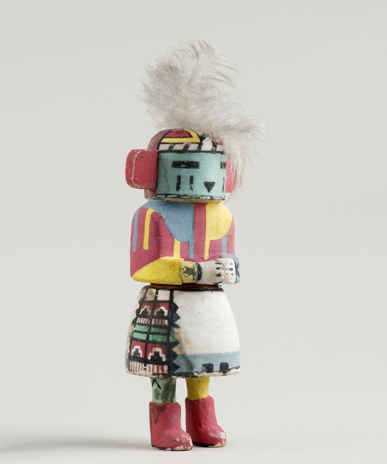 Umtoinaqa Kachina Doll