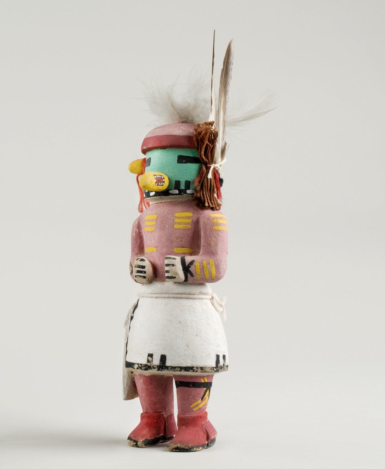 Tasaf Kachina Doll