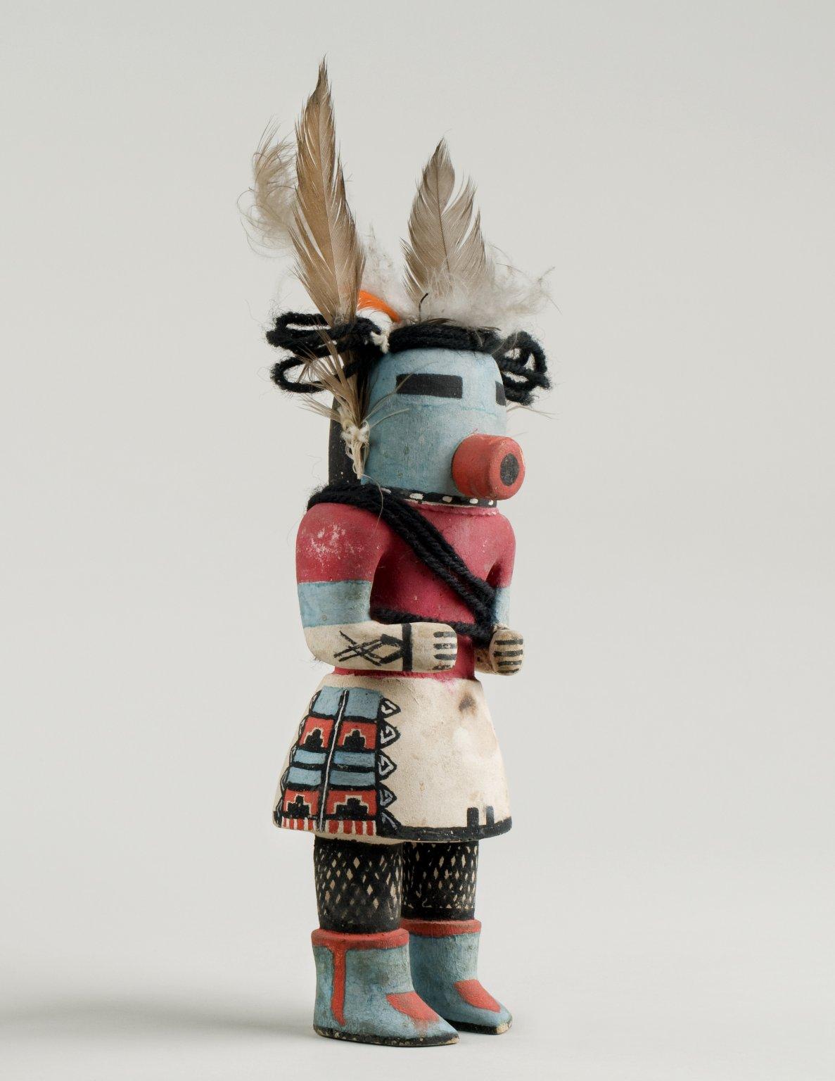 Kahaila Kachina Doll