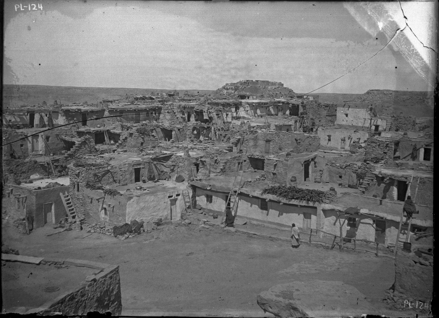 Second Mesa Pueblo