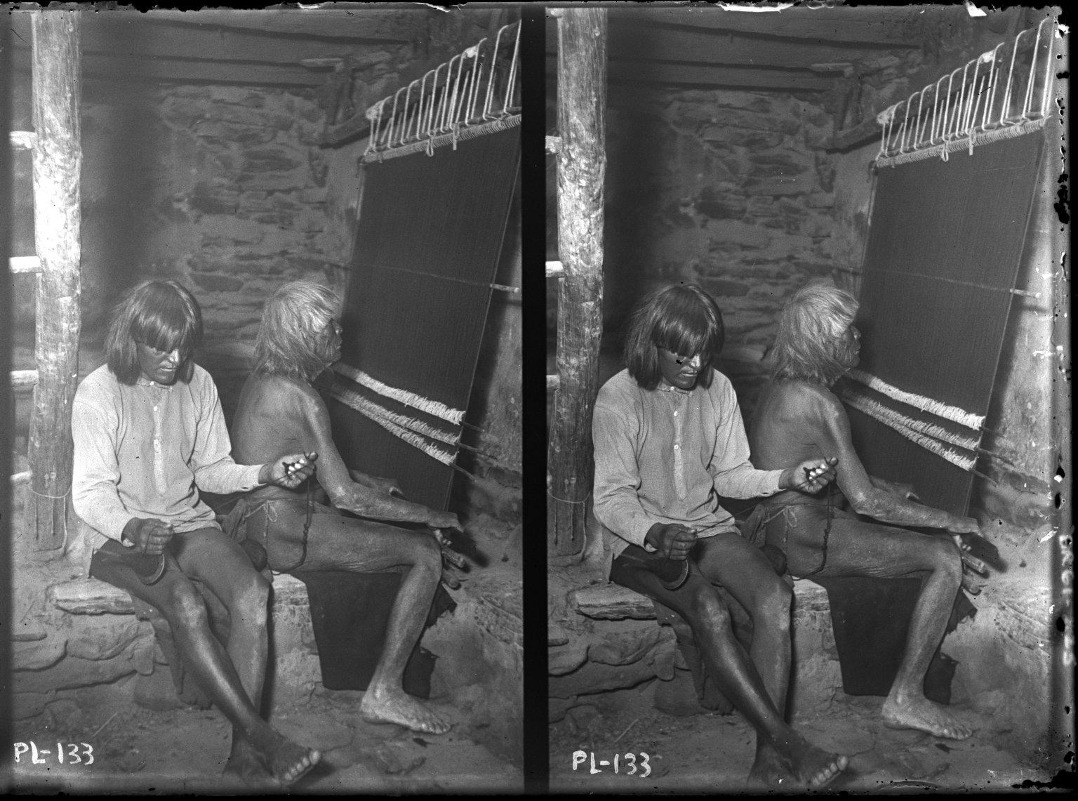 Spinner and Weaver