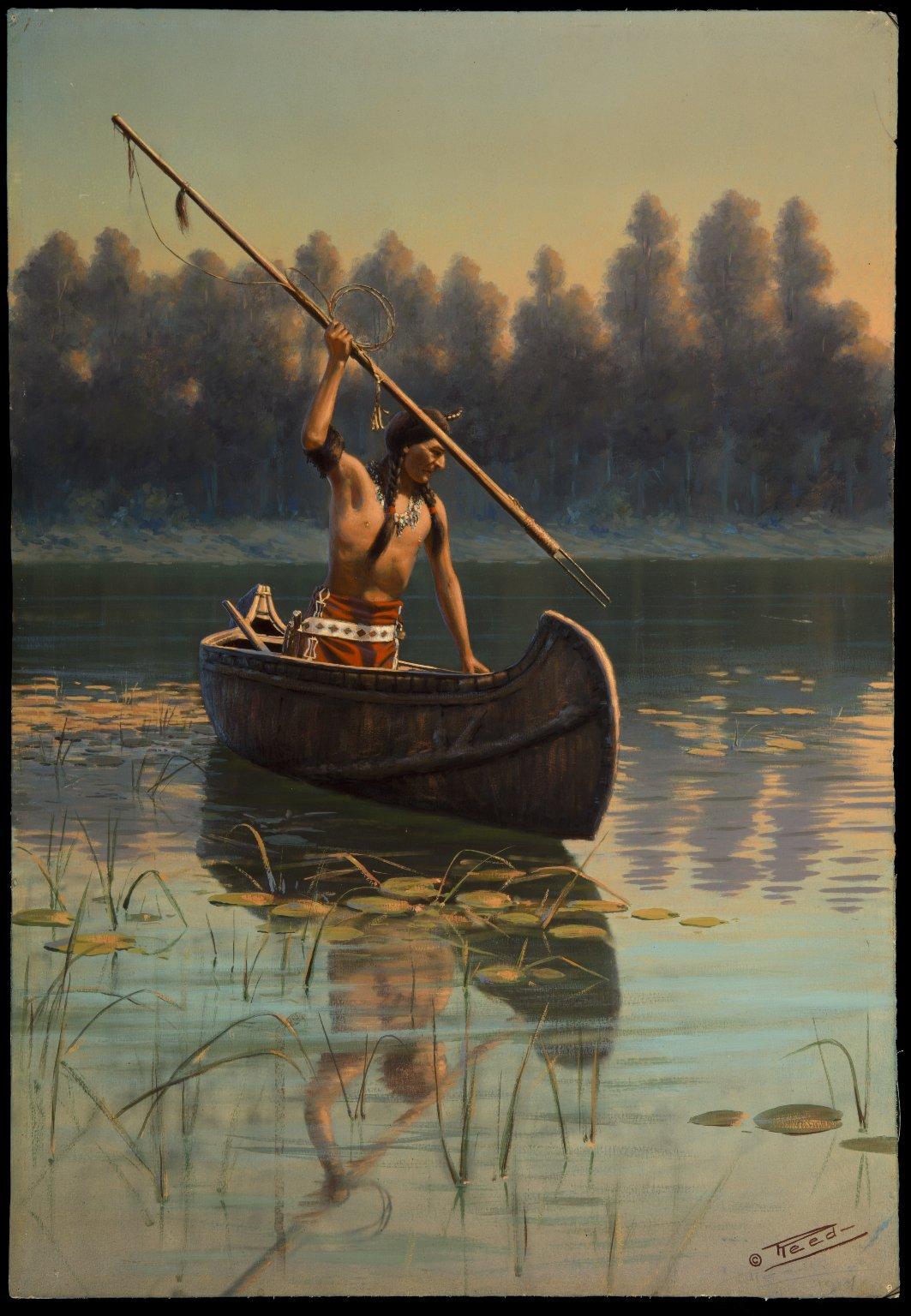 The Fisherman, II