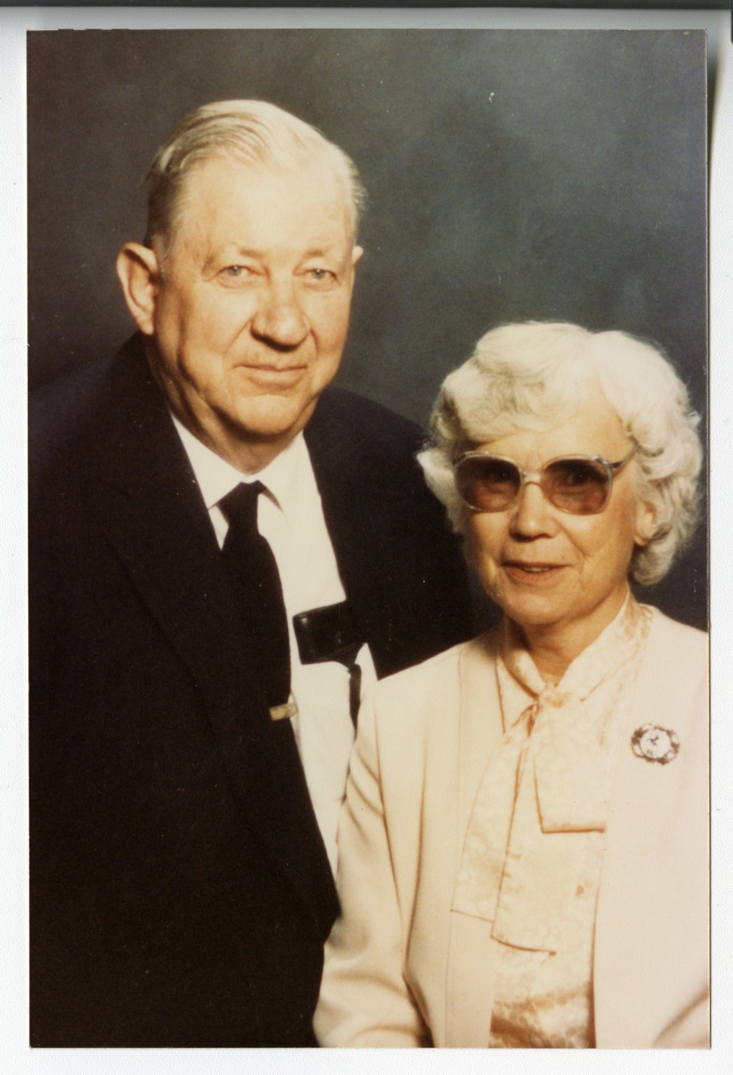 Charles and Catherine Eberhart