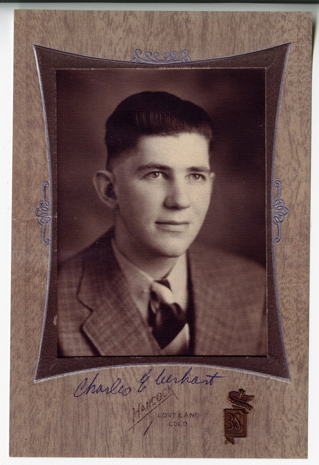 Charles Eberhart