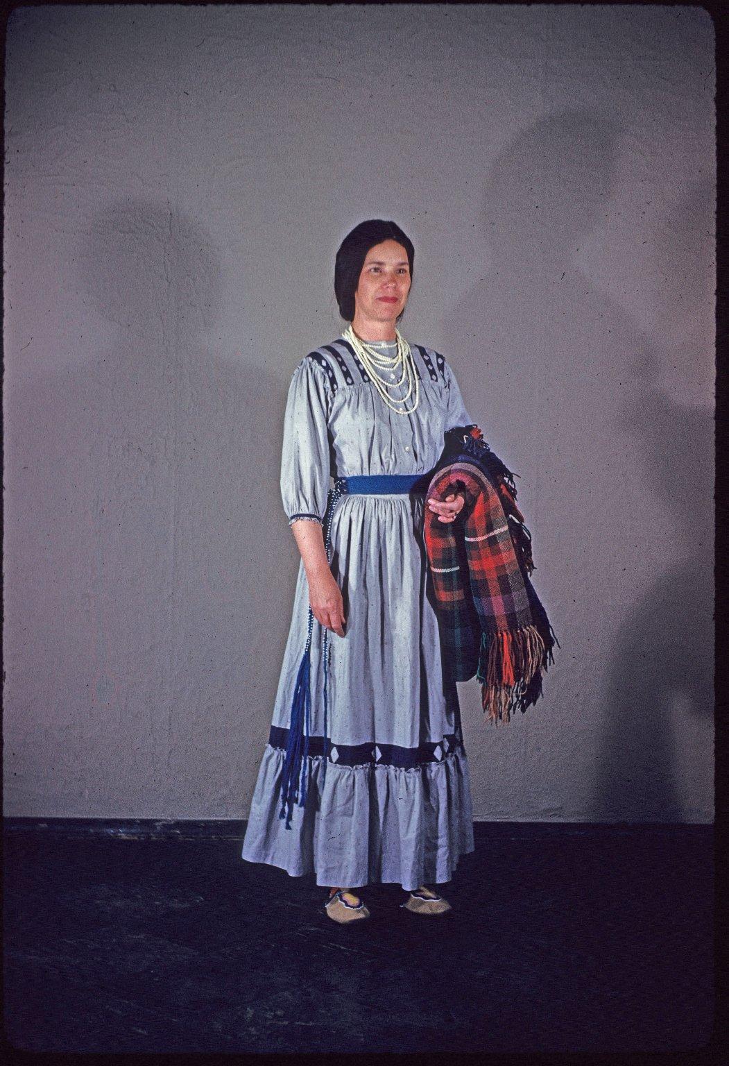 Cherokee Native Costume
