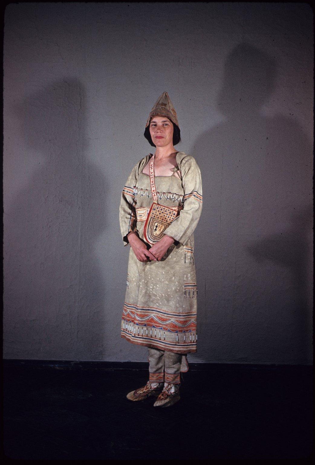 Naskapi Native Costume