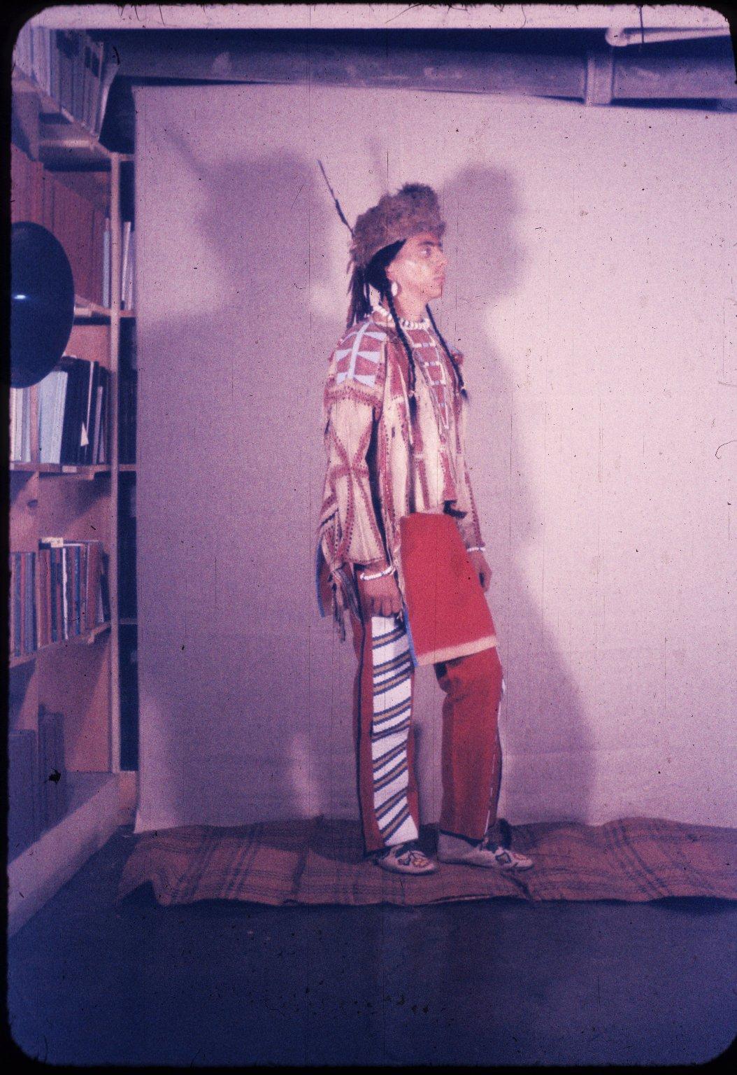Blackfeet Native Costume
