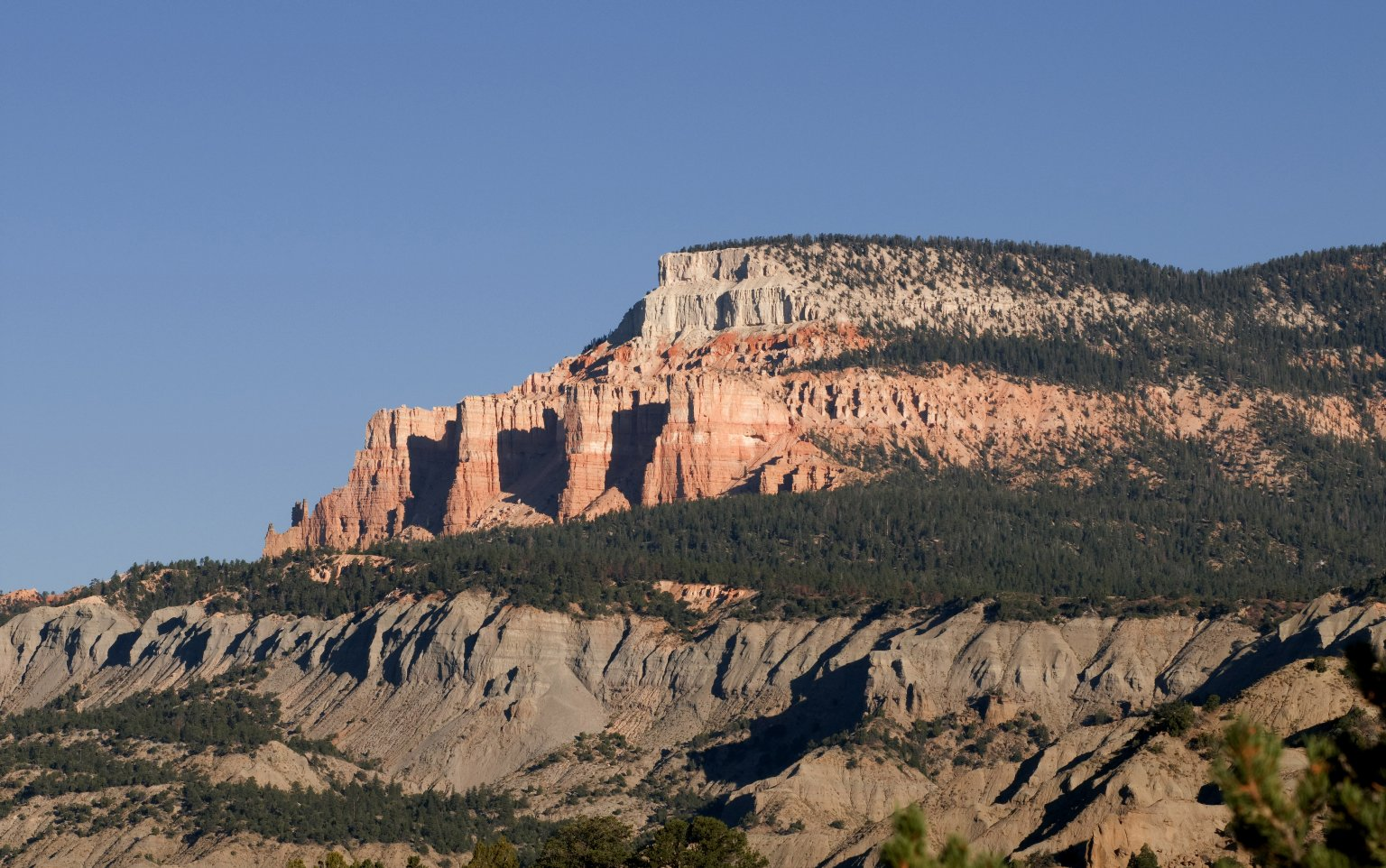 Powell Point, Kaiparowits Plateau, Utah