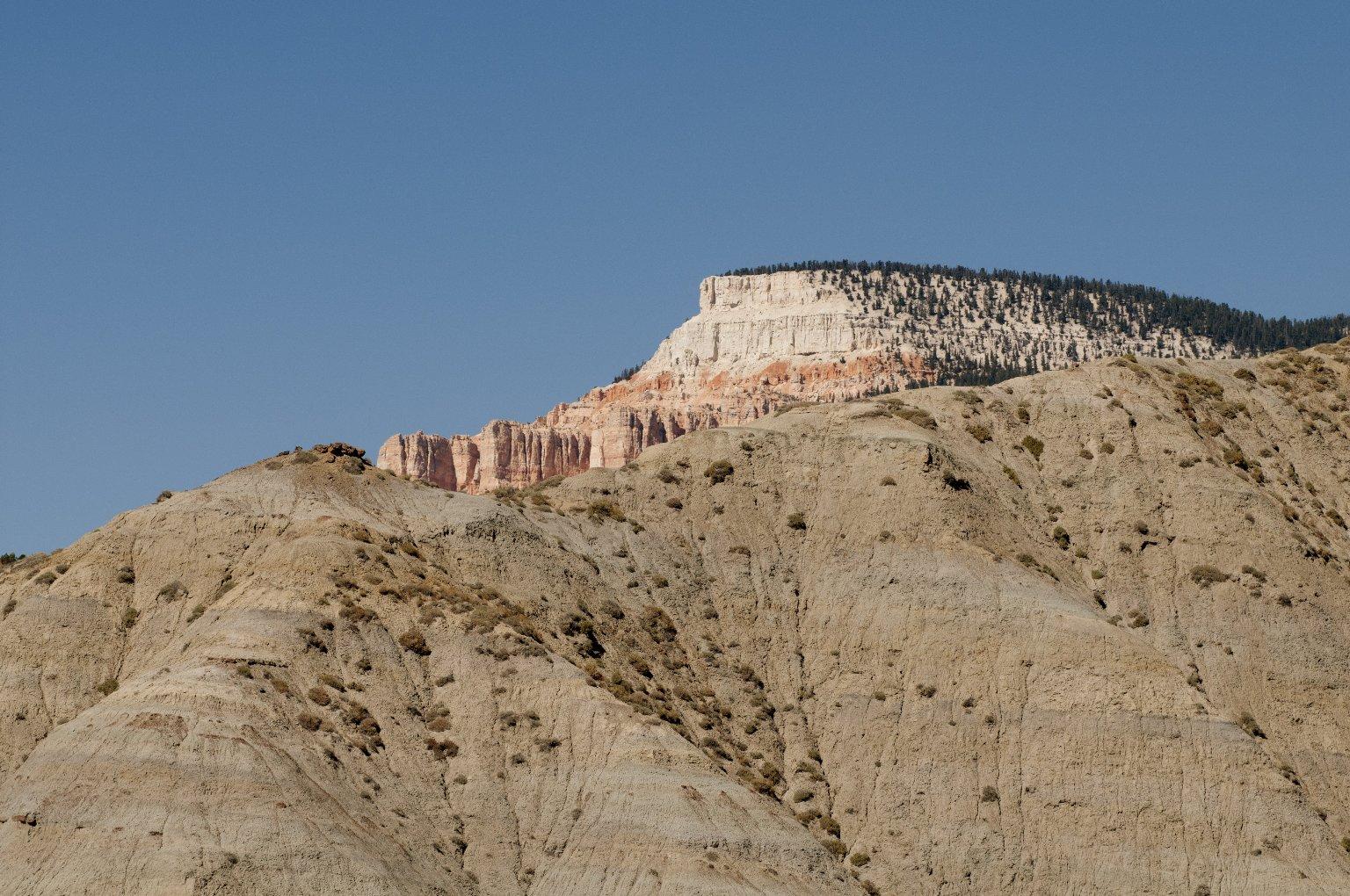 Powell Point on the Kaiparowits Plateau.