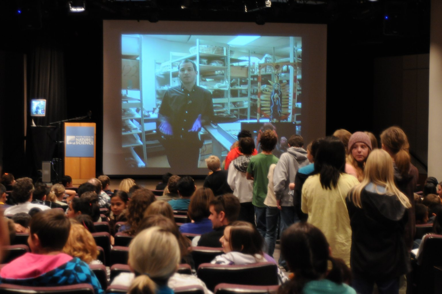 Science in Action with Chip Colwell