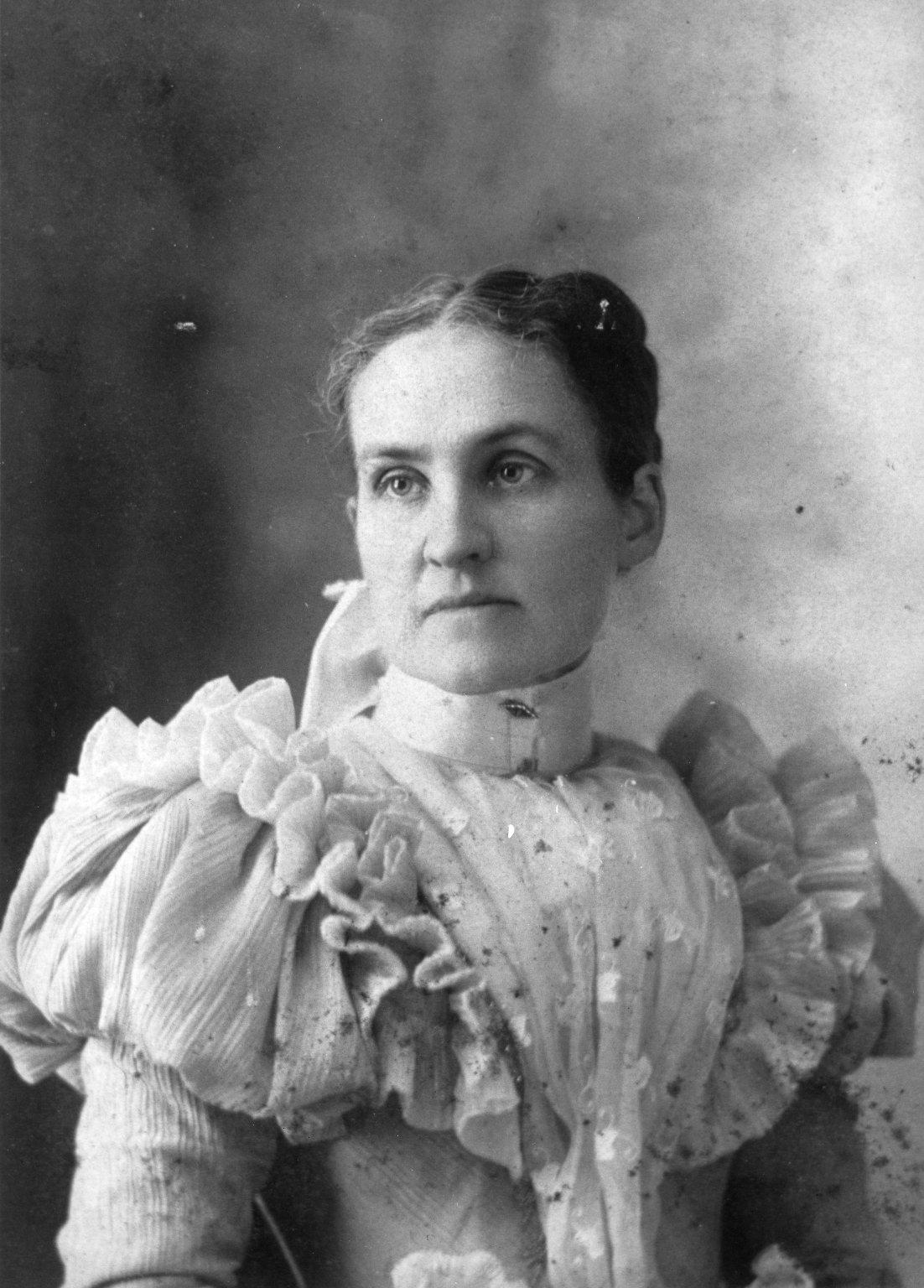 Portrait of Anna Murray Underhill
