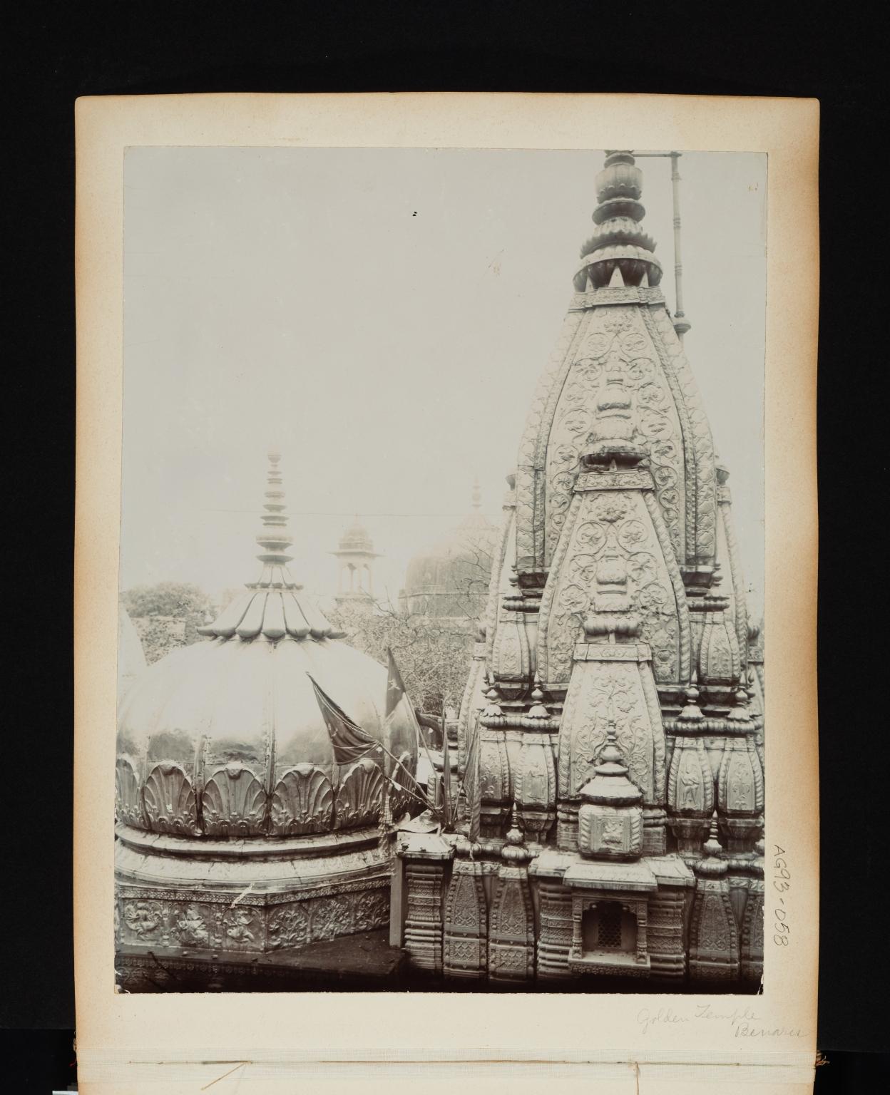 Golden Temple Exterior.