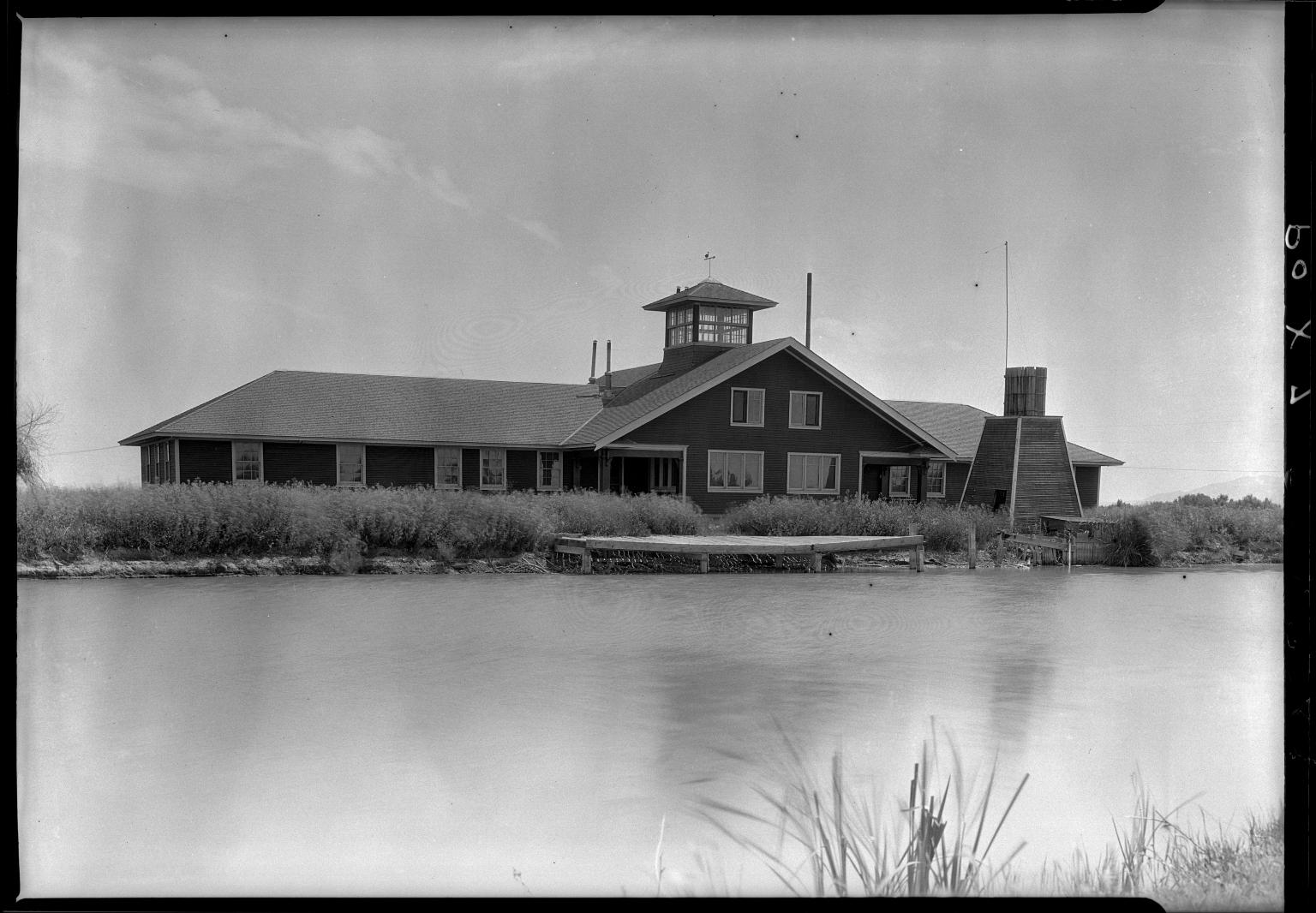 Alfred M. Bailey fieldwork in Utah