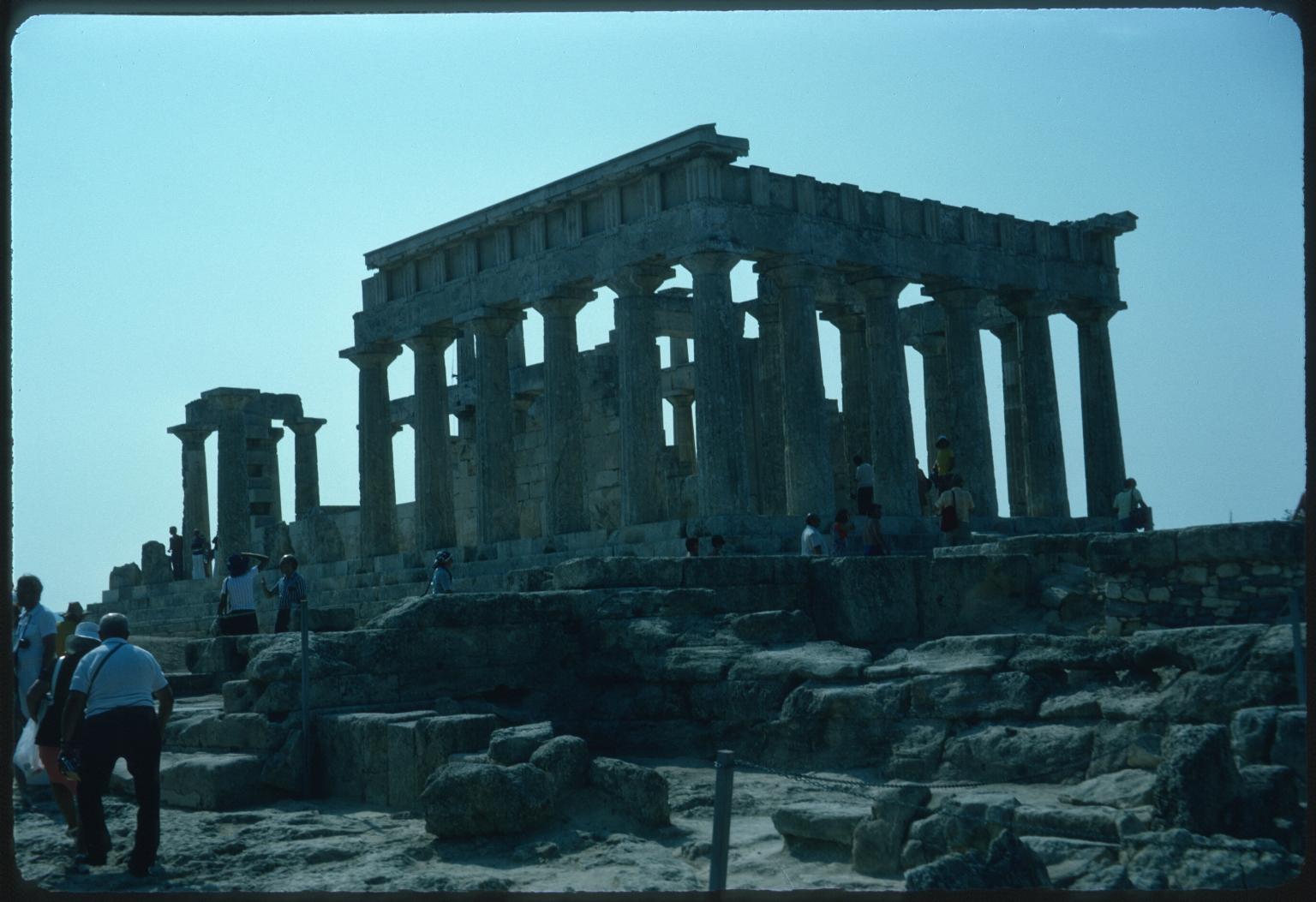 Temple to Athena