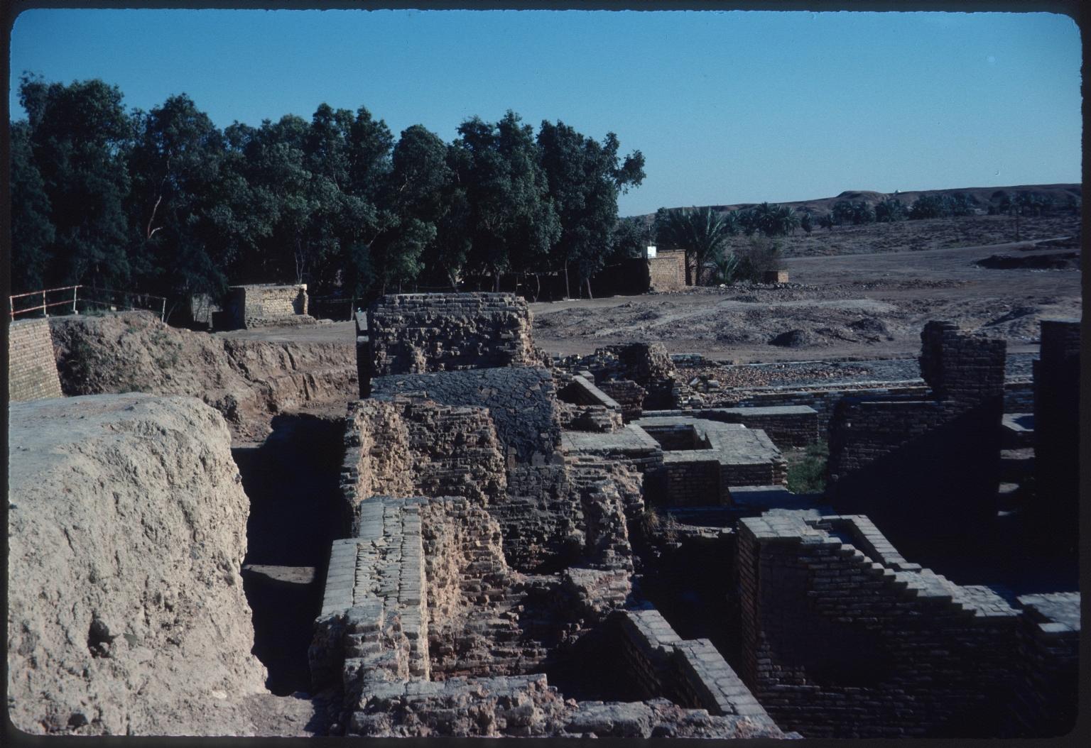 Southern Palace of Nebudchadnezzar