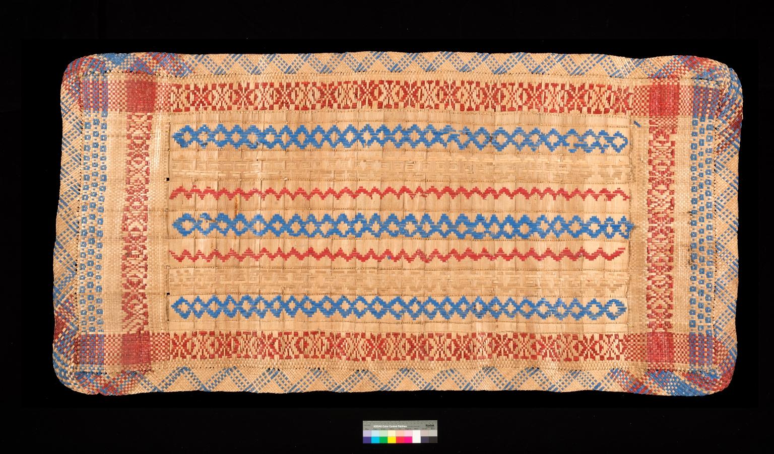 Micronesian Mat