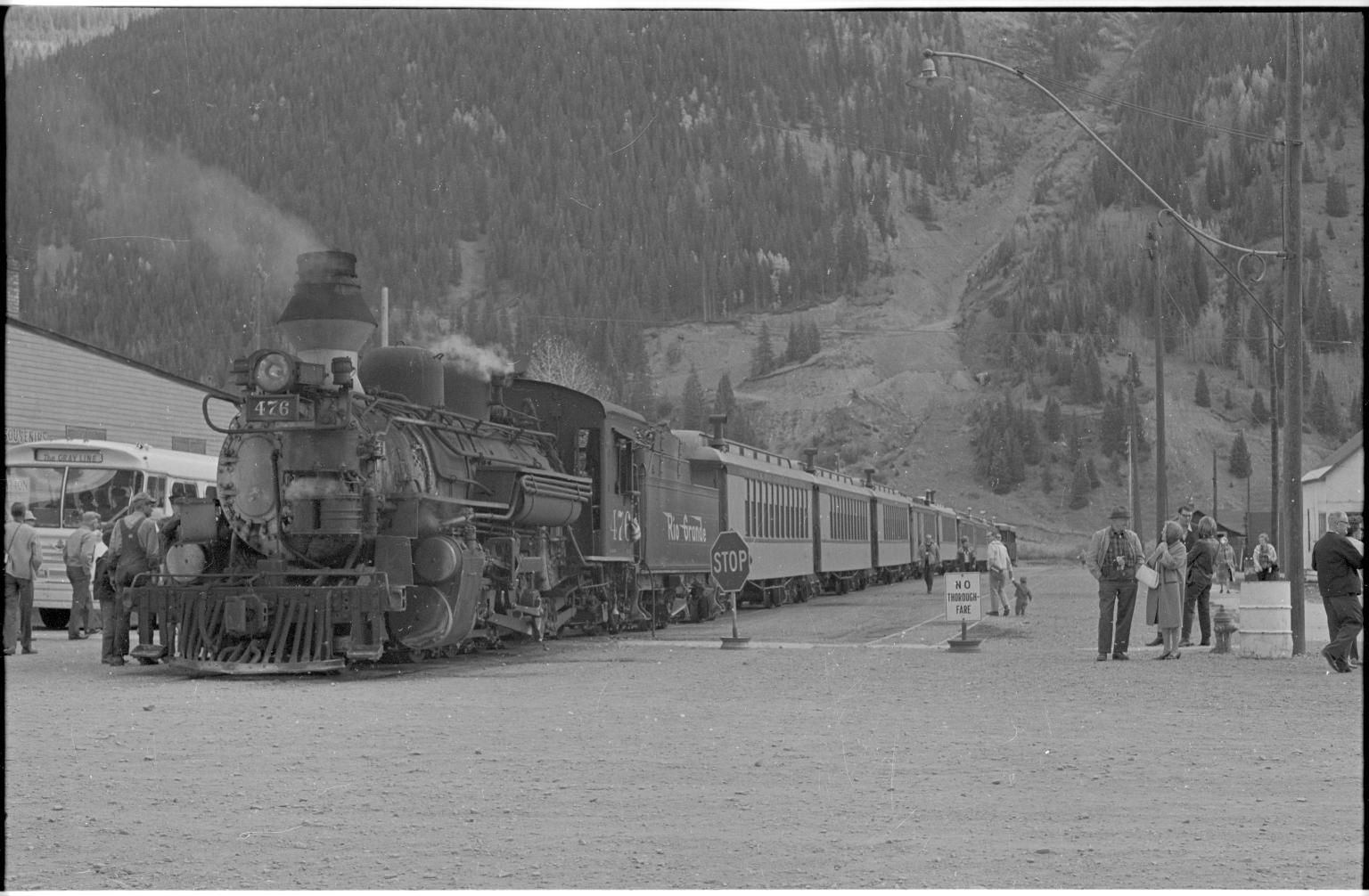 Silverton and Durango Narrow Gauge Railroad