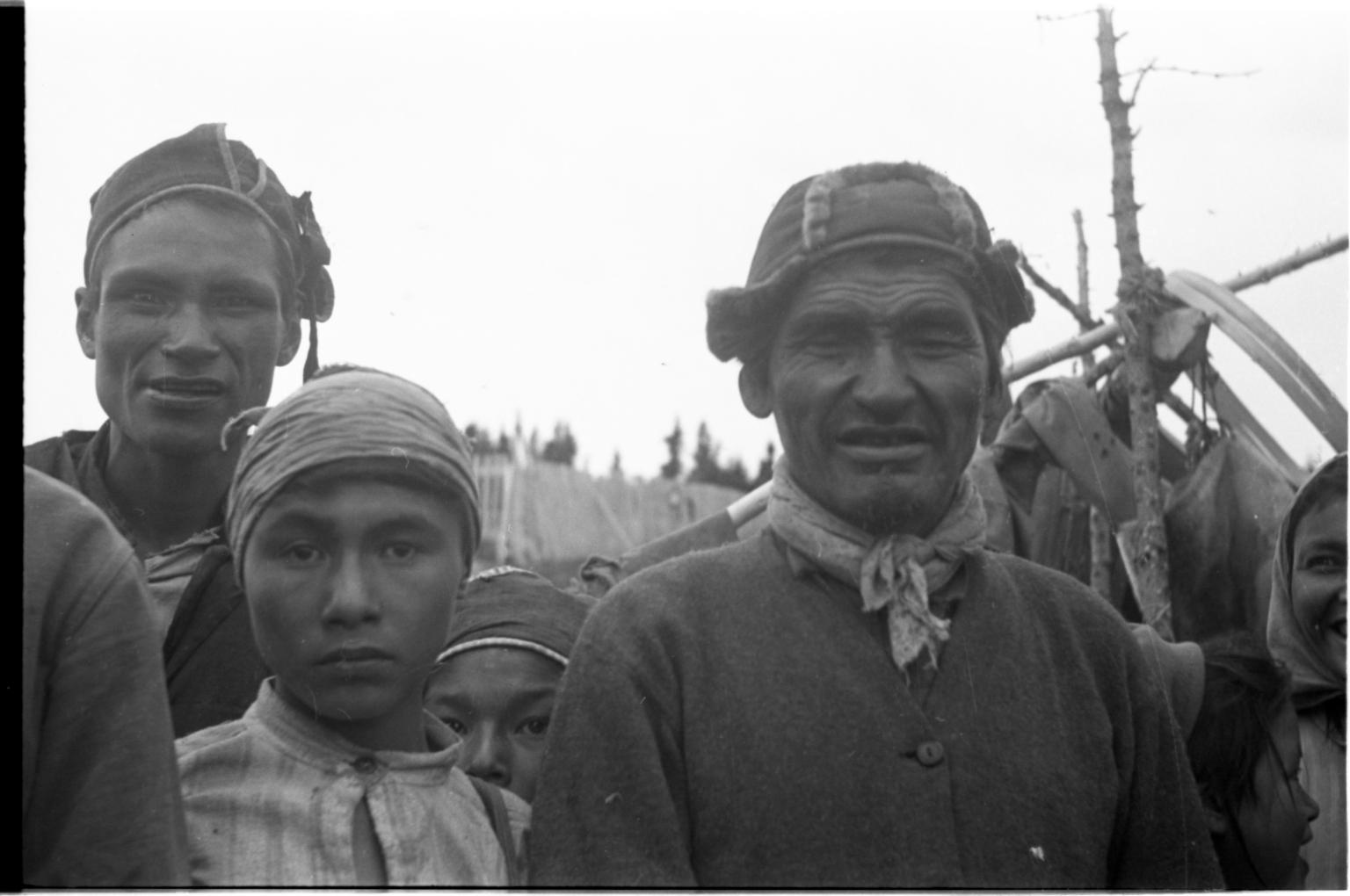 Naskapi Indians