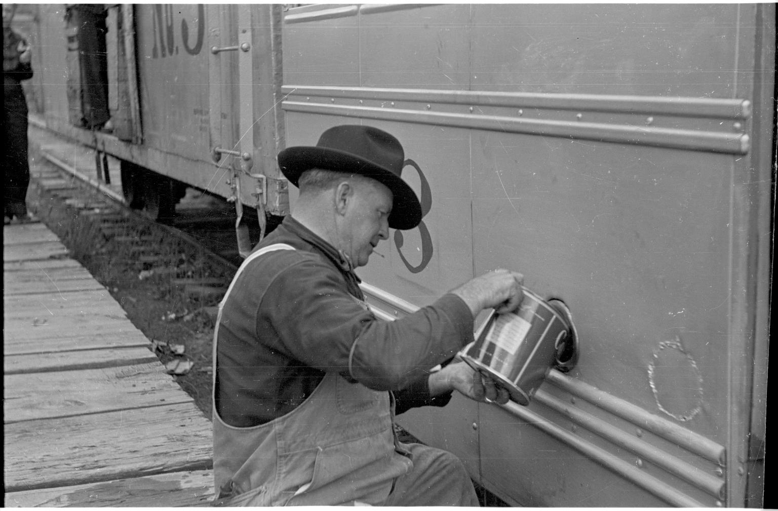 Rail Car Maintenance