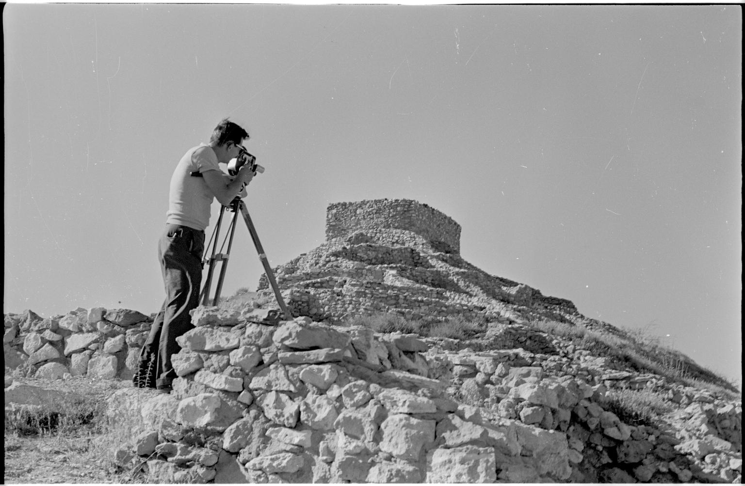 Tuzigoot Site ruin
