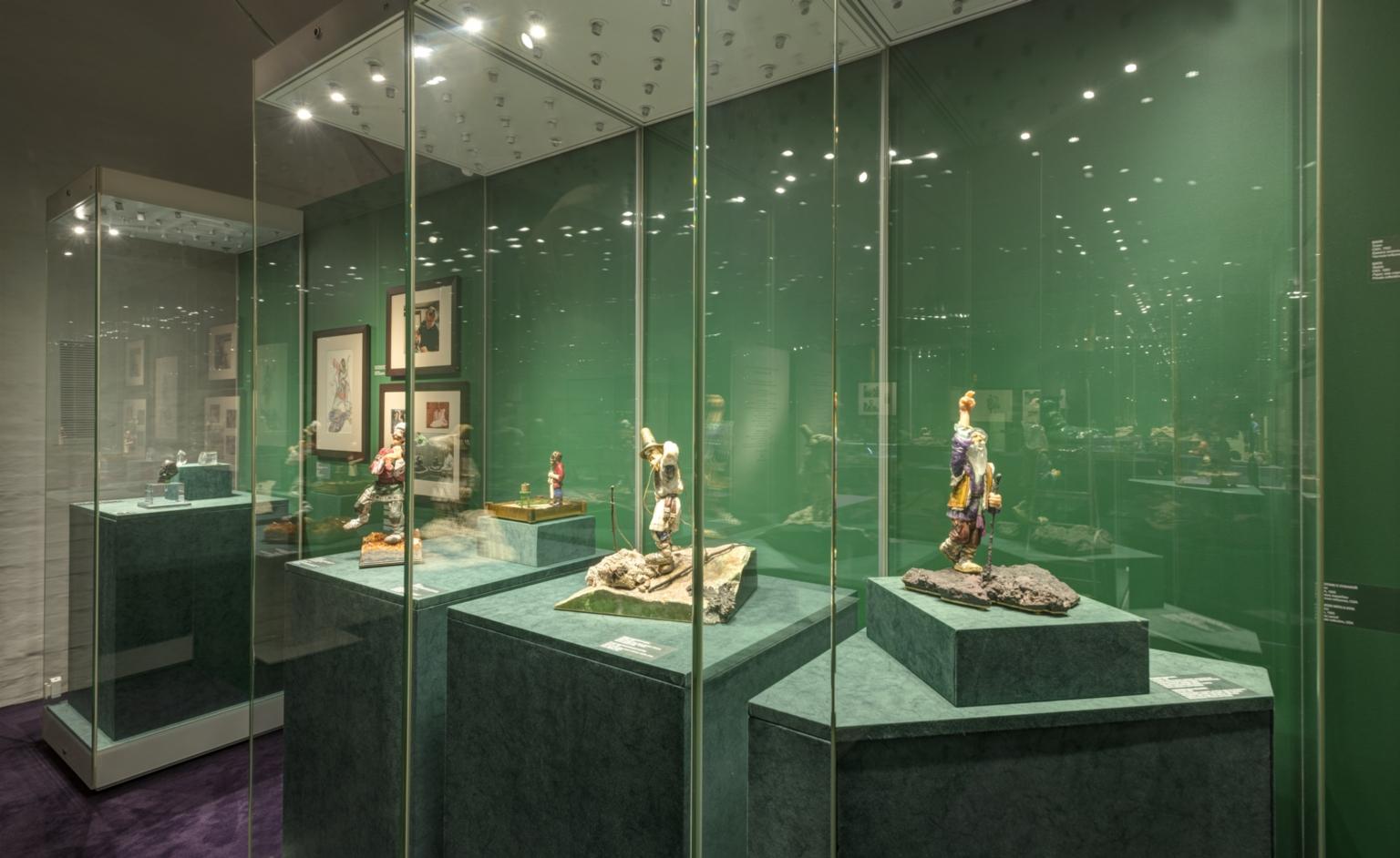 Konovalenko Exhibit in Russia