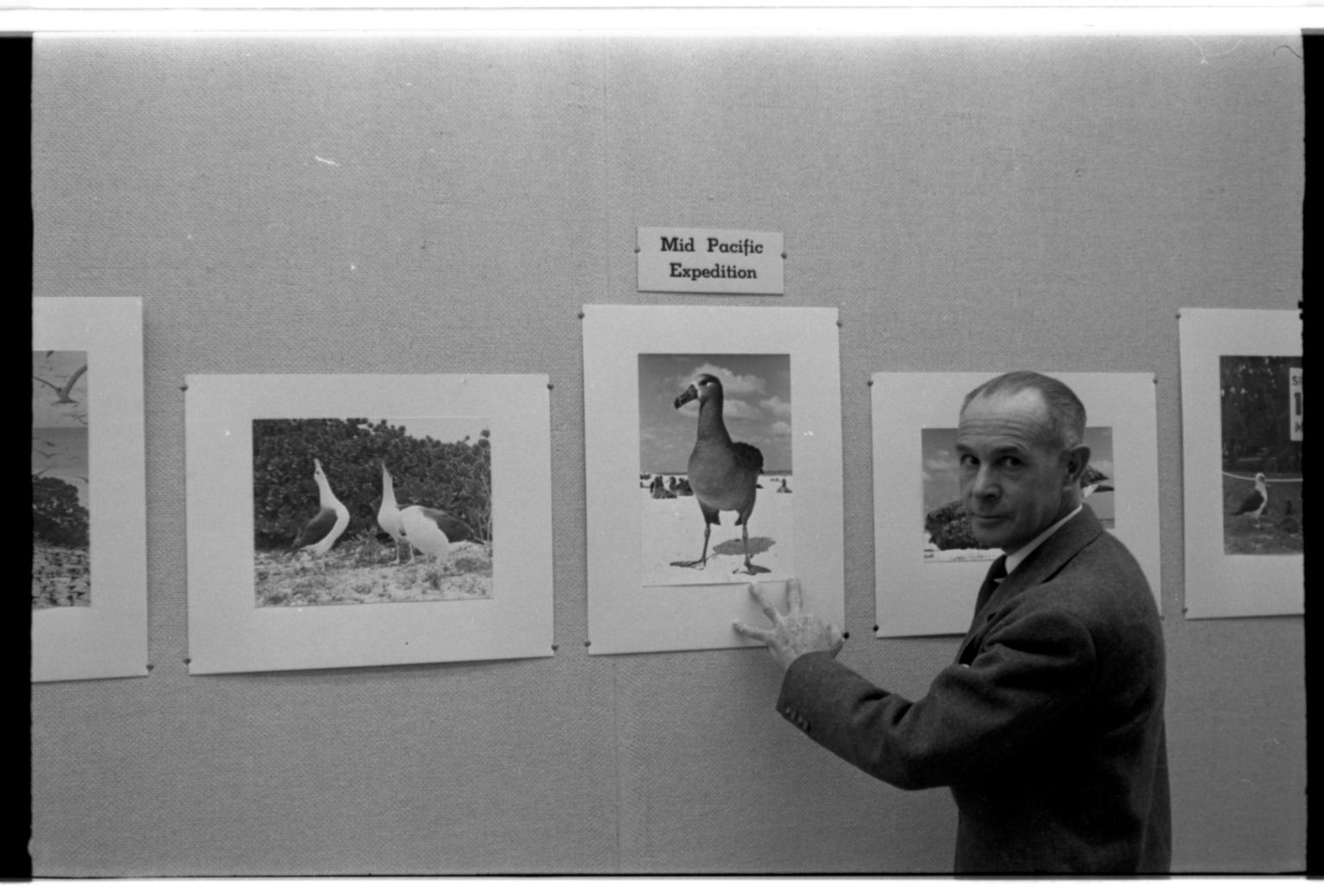 Robert J. Niedrach at Exhibit