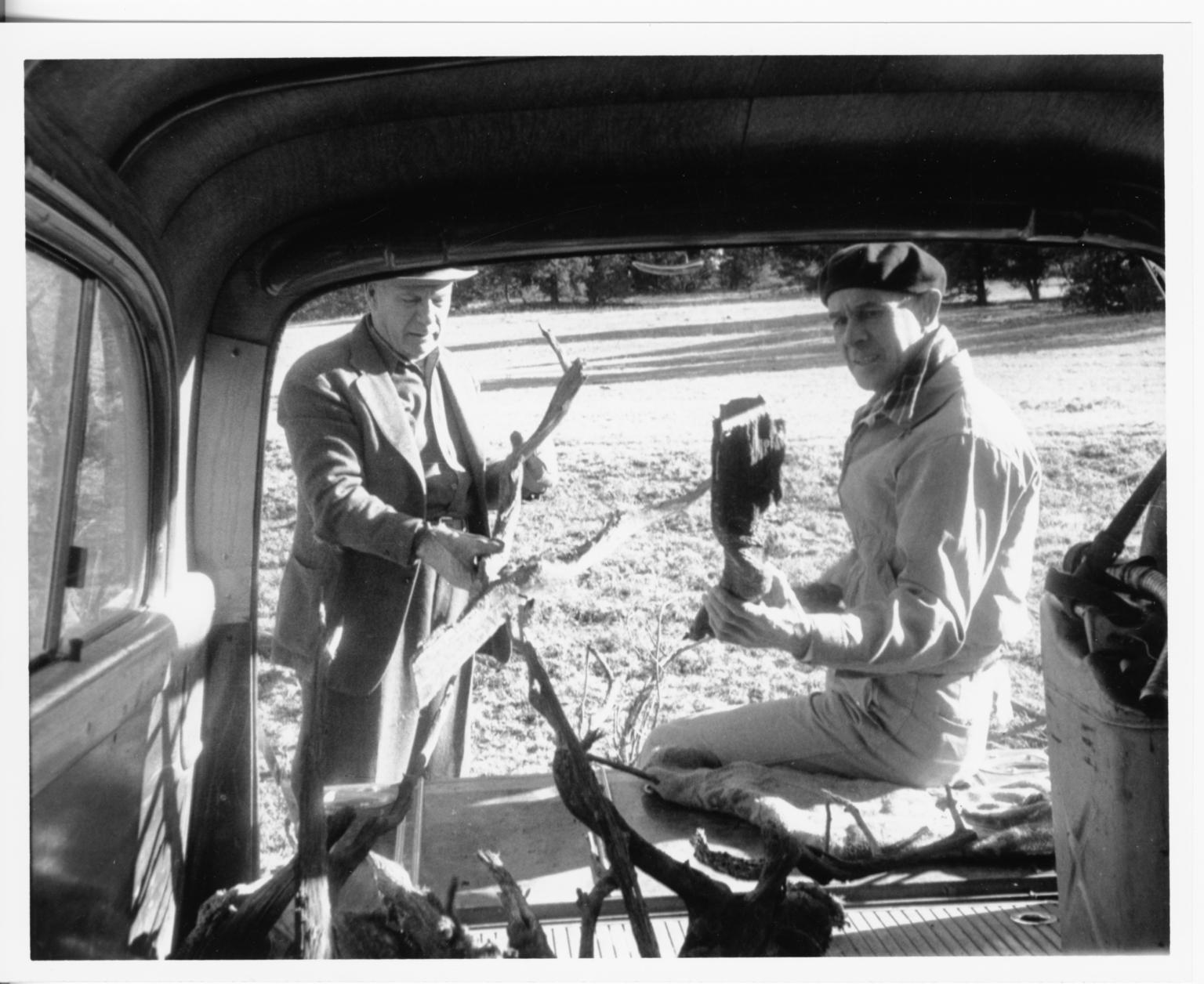 Albert Rogers and Robert Niedrach
