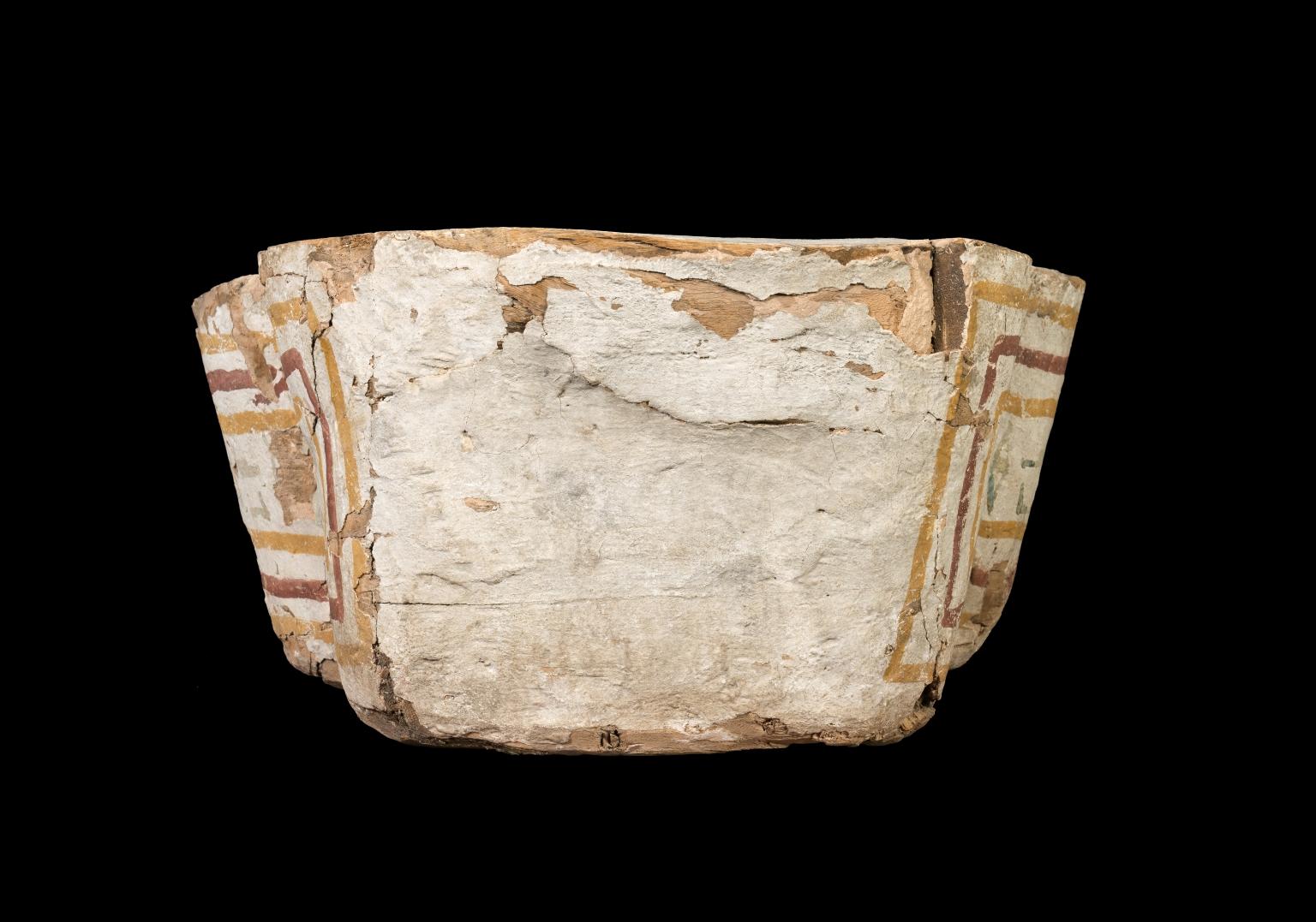 Sarcophagus bottom