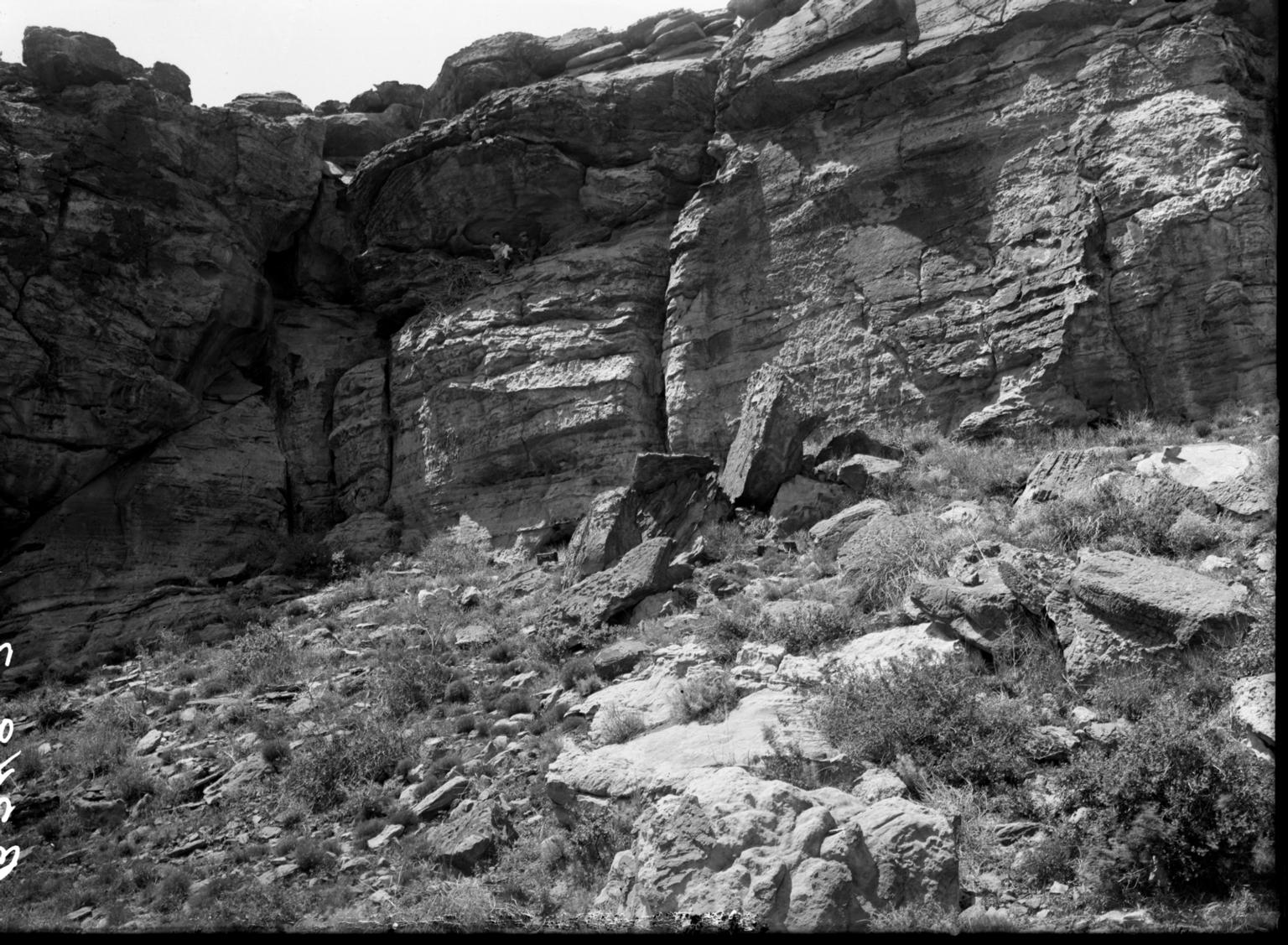 Ascent to Eagle Nest