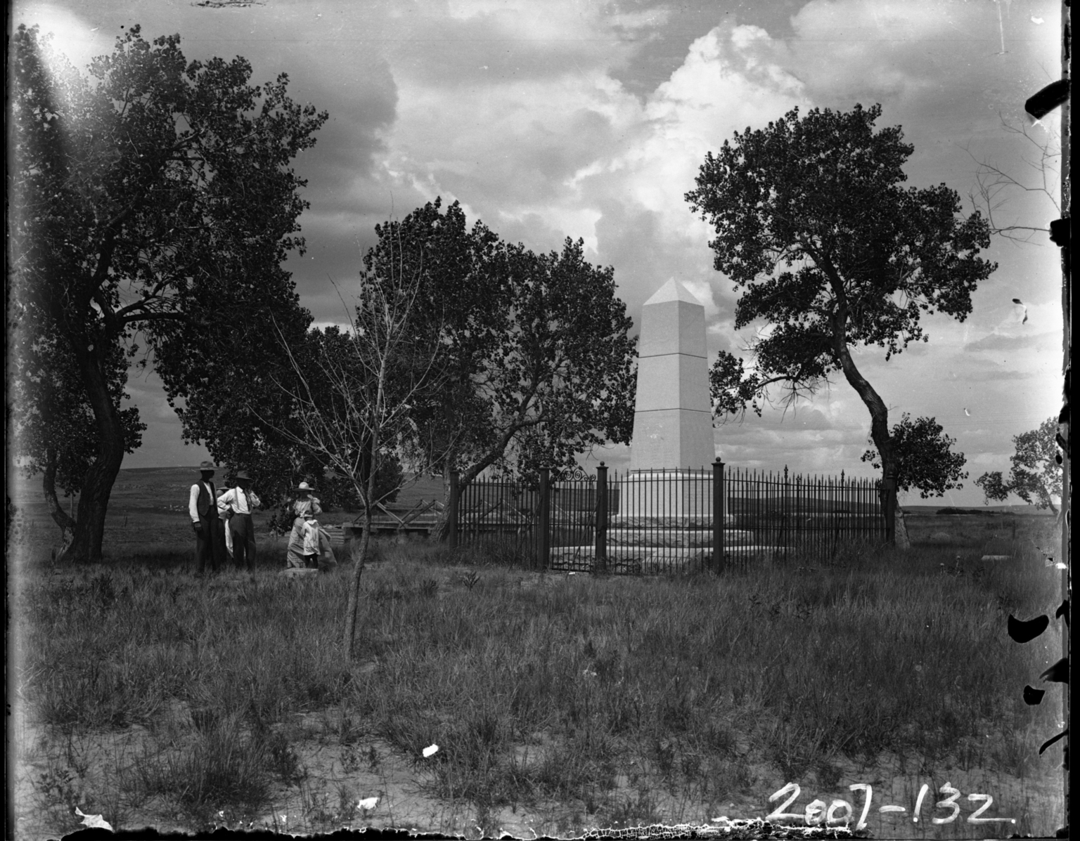 Unidentified Monument